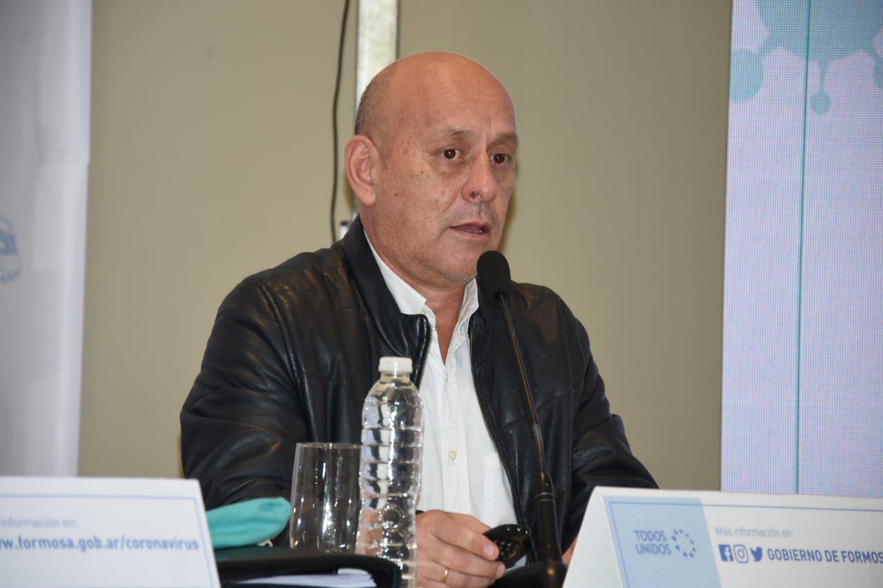 """Romero Bruno pidió """"compromiso social y responsabilidad individual"""" para luchar contra el dengue y el coronavirus"""